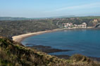 28 March Sandsend, Mulgrave Castle & Kettleness