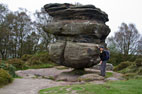 17 September Brimham Rocks & Glasshouses