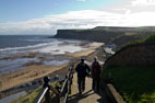 24 September Saltburn & Slapewath
