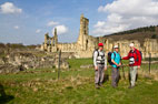 Ampleforth, Byland Abbey & Coxwold