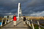 28 November Infinity Bridge Walk